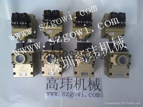 原裝進口美國ROSS沖床電磁閥J3573B4640 1