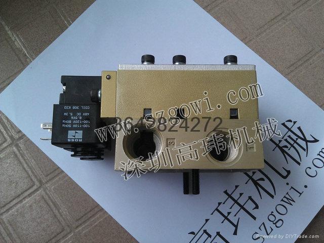 原裝進口美國ROSS沖床電磁閥J3573B4640 5
