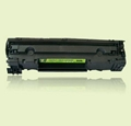 Laser Toner Cartridge CB435A compatible for printer 1P005/1006
