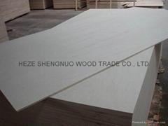 商業級白楊木膠合板