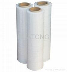 Supply LLDPE Manual stretch film