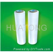 Supply LLDPE Hand Pallet Wrapping Film