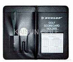 golf corecards