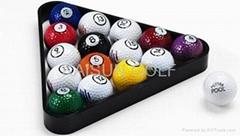 Billiards Golf Balls
