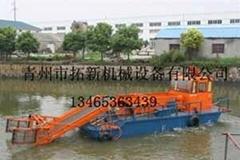 專供水花生打撈船