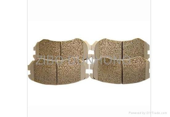 ceramic brake pad 5
