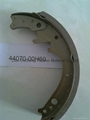 forklift brake shoe