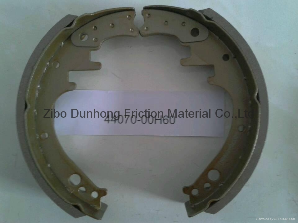 forklift brake shoe 2