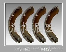brake shoes 1