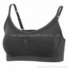 Ladies Sport Brassiere Seamless Underwear