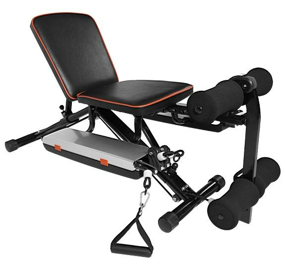 ab flex chair fitness gym equipment