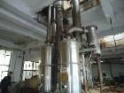 二手2噸3噸長管降膜濃縮蒸發器