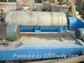 二手污水处理型LW800卧式螺旋沉降离心机 1