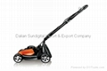 Worx WG782 Electric Cordless 14 Inch 3 in 1 Lawn Mower IntelliCut 24 Volt New
