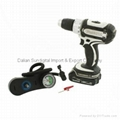 Get Pumped Drill Powered Air Pump Auto Bike ATV Tires Sports Balls ...