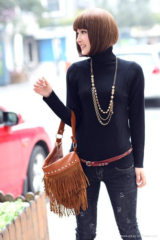 Ladies' cashmere sweater 3