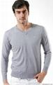 Men's woolen sweater 3