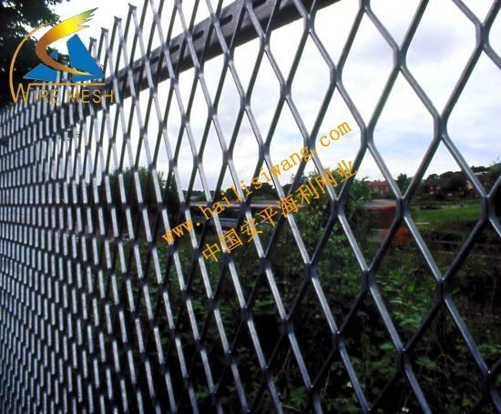 海利-防眩护栏网 1
