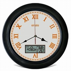 Quartz Analog Wall Clock