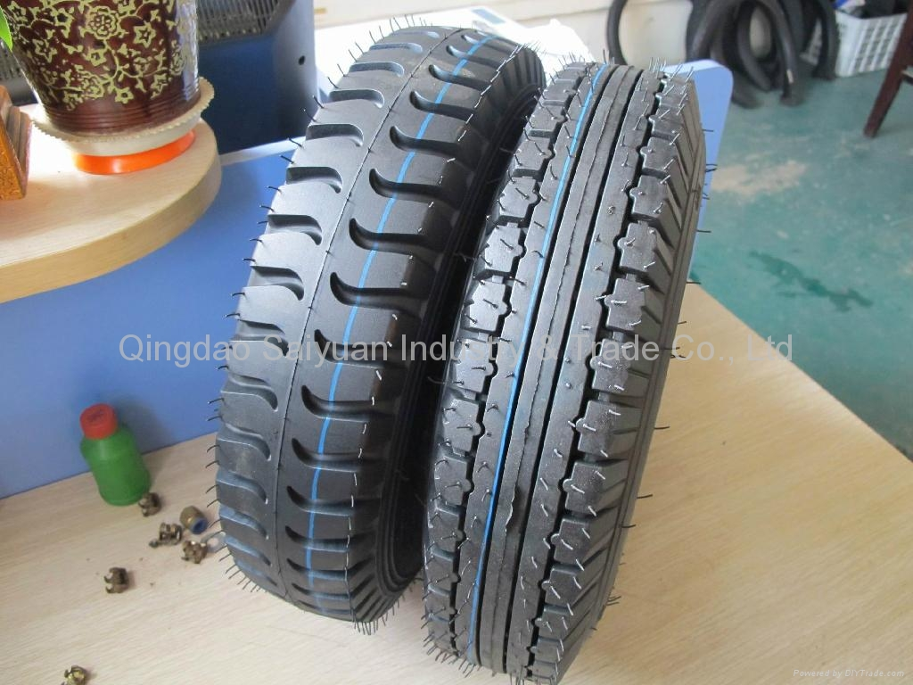 motorcycle tire 4.00-8 1
