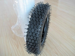 rubber tire 3.50-8
