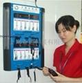 超薄挂壁式手机充电站