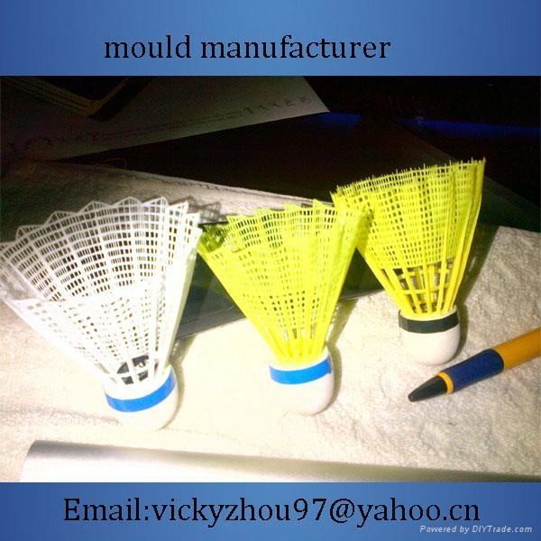 薄壁塑料羽毛球模具 4