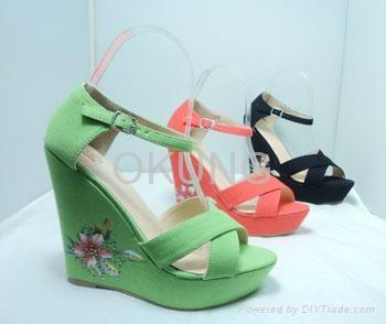 夏季凉鞋 - okung