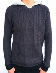 Man's sweater