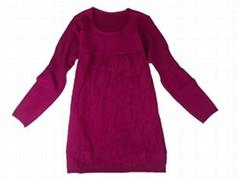 lady knitwear sweater dresses
