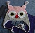 hand crochet hats 2