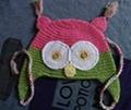 hand crochet hats 3