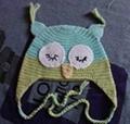 hand crochet hats 4