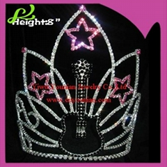 Guitar Music Pageant Crown