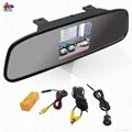 ALD32--3.5 inch Digital TFT-LCD Rearview