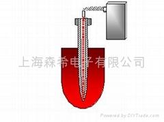 中間包鋼水快速響應紅外測溫系統