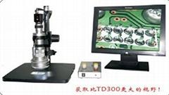 三维视频显微镜TD500