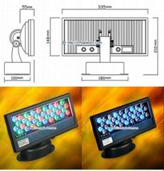 LED大功率投光燈 長36W