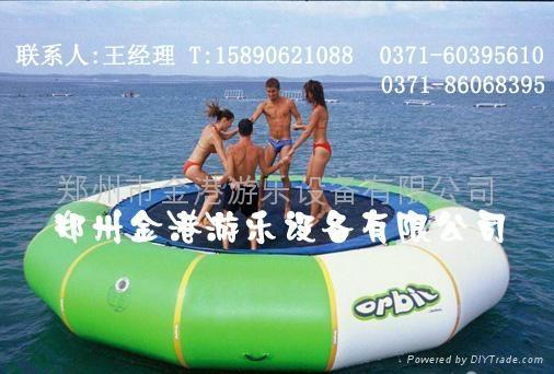 水上跳床 3