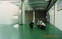 环氧防静电地坪漆涂装系统