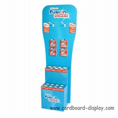 plastic bottle retail peg hook display stand shelf  We can customize any style,