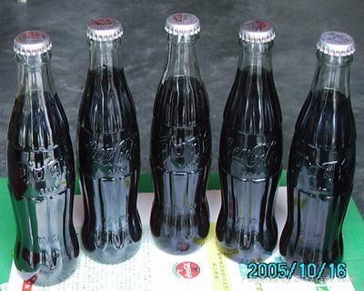 出口饮料瓶玻璃瓶 2