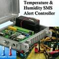Temperature & Humidity SMS Alert