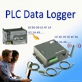 Wireless Monitoring System for PLC