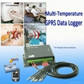 Multi-Temperature GPRS Data Logger