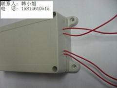 空调室外机定位防盗器