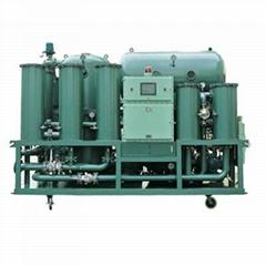 供應極限真空濾油機雙極高效真空潤滑油濾油機