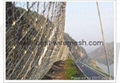 Rockfall catch fence