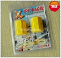 2 pairs Car Truck Boat Magnetic Fuel Saver XP-2 2500 Gauss clean Air 1