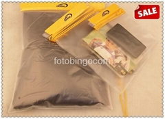 Waterproof Camera Mobile Phone Pouch Dry Bags For Backpack Kayak Military
